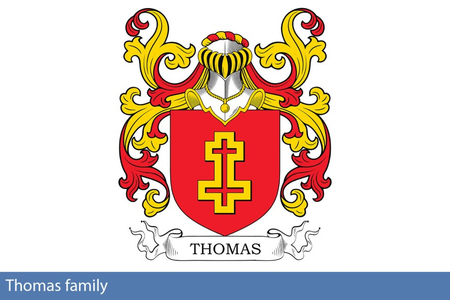 Thomas family research