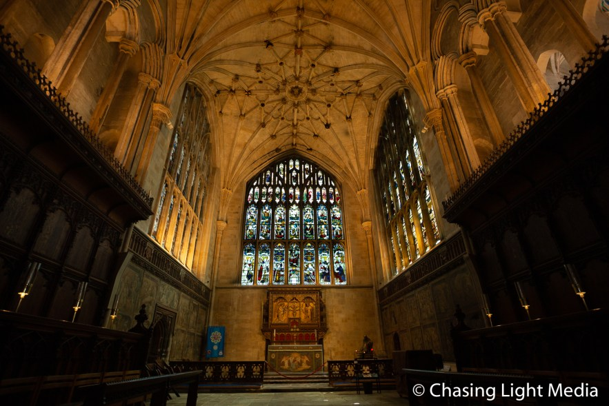 Lady Chapel, Winchester Cathedral, Winchester, England