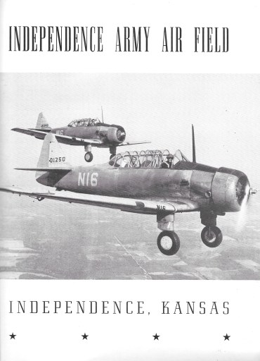 Independence Army Flying School 1943 Yearbook, Independence Army Air Field, Independence, Kansas