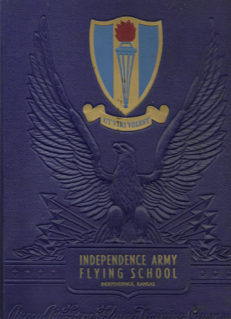 Independence Army Flying School, Independence, Kansas, 1943.