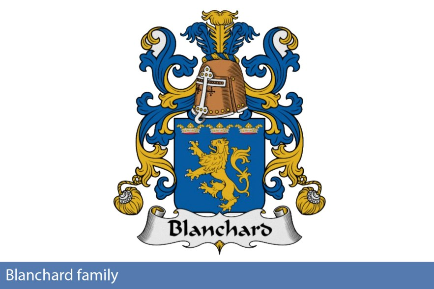 Blanchard family research