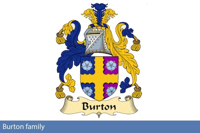 Burton family research