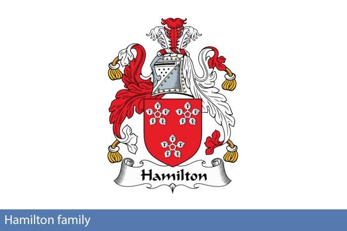 Hamilton family research