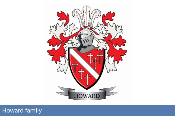 Howard family research