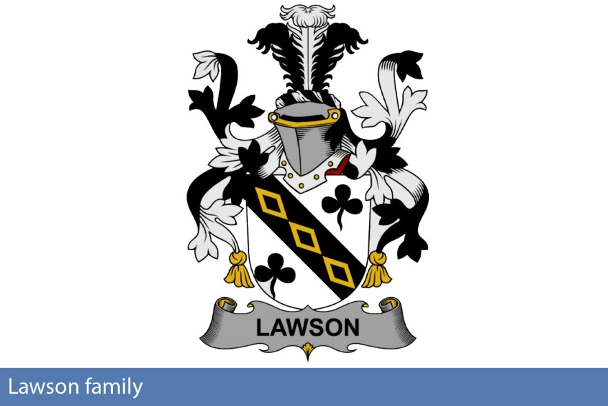 Lawson family research