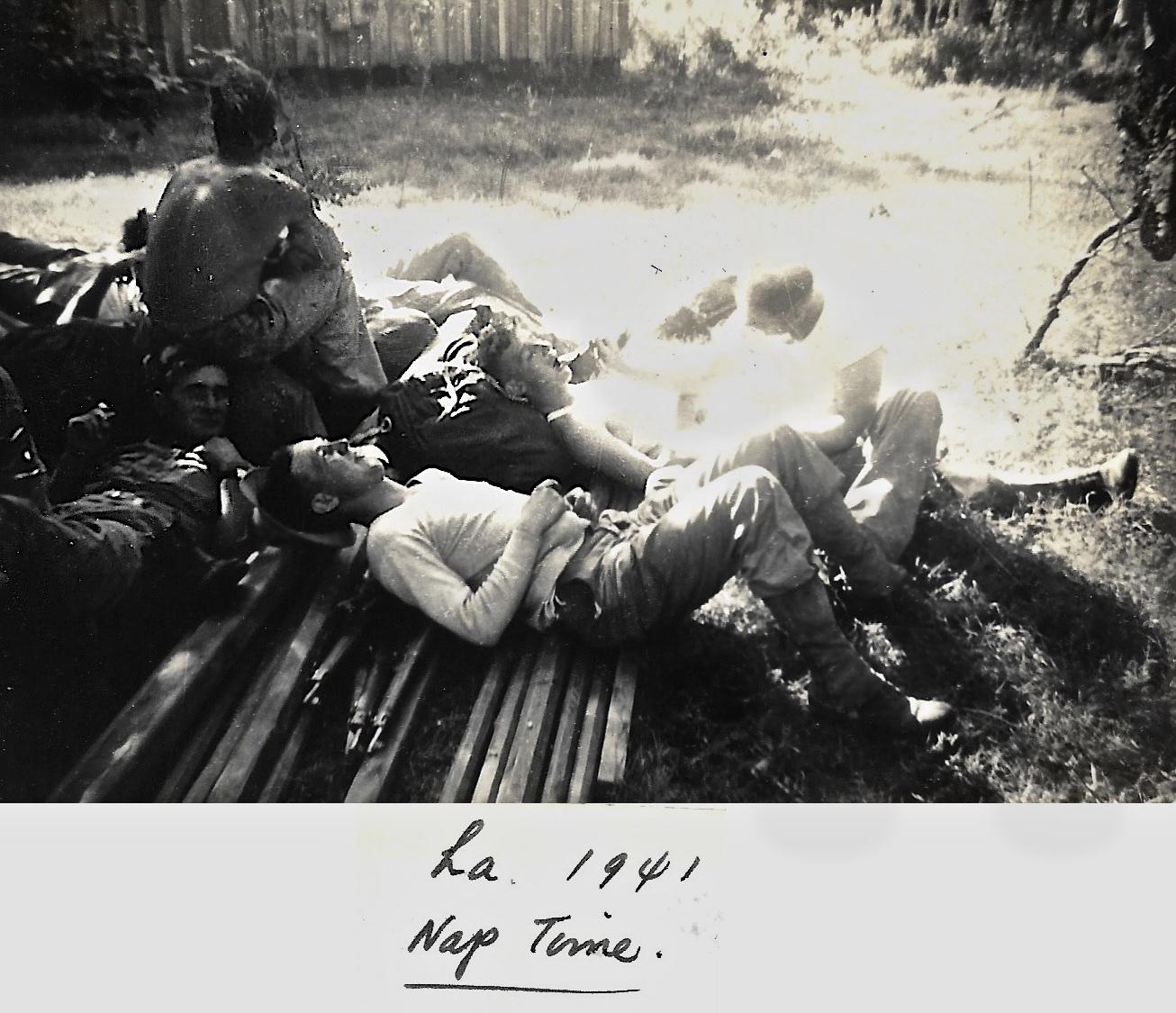1941 WWII Louisiana Maneuvers