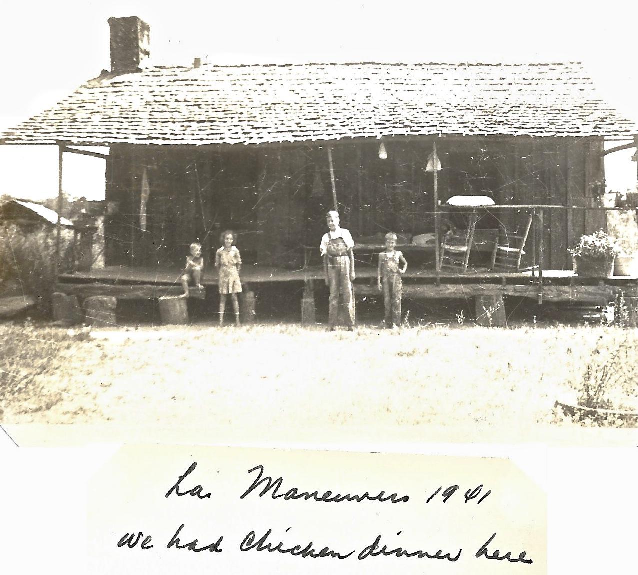 , Louisiana Maneuvers