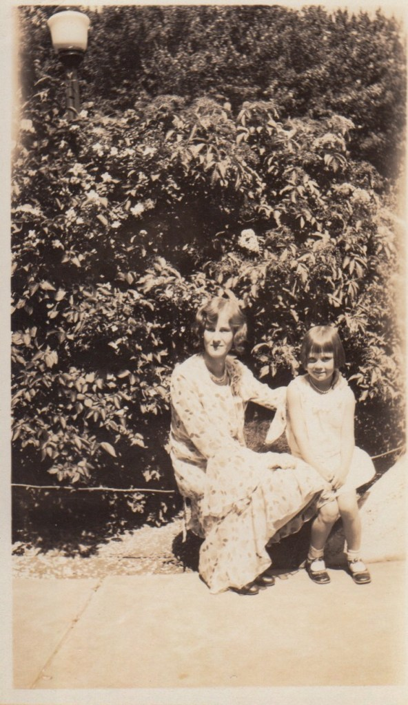 Eleanor and Evelyn Phillis, ca. 1930