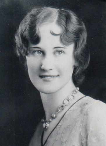 Eleanor Marie Phillis, ca. 1933