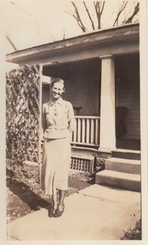 Eleanor Phillis Baird, ca. 1939