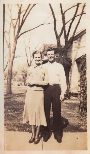 Eleanor and Hanley Baird, ca. 1939