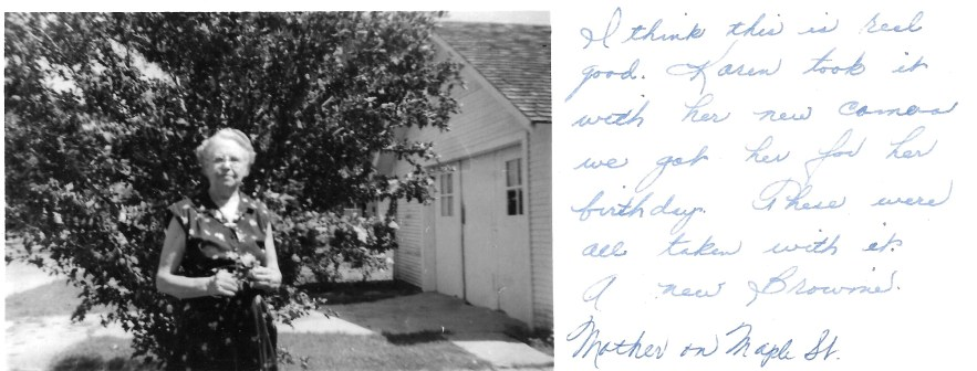Myrtle Phillis, Independence, Kansas