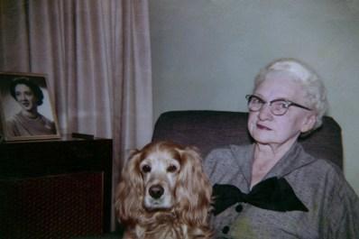 Lora Swafford Faulkner, ca 1950s