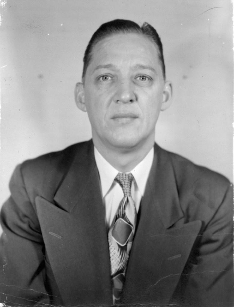 Philip Faulkner, ca. 1950s, Chicago, Illinois
