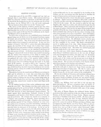 History of Marion and Clinton Counties, Illinois (Philadelphia - Brink, McDonough and Co., 1881), p. 50, Clinton County, James Hooper..jpg