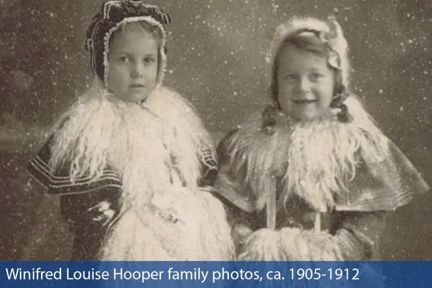 Winifred Louise Hooper family photo