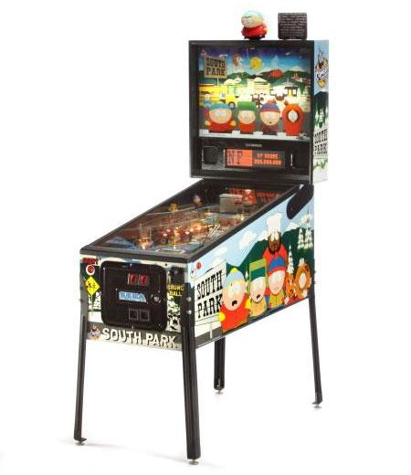 slash - south park pinball machine
