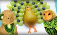 Animals Out Of Vegetables Pictures to Pin on Pinterest ...