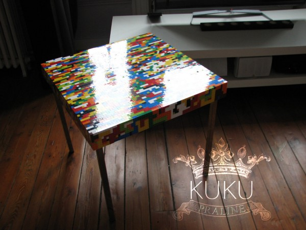 Cool  Crazy LEGO Coffee Tables  Cool  Crazy Things