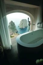 Hotel Punta Tragara, Capri, Italy