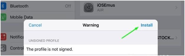 IOSEmus Install