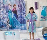 The Cutest Frozen Bathroom Accessories for Kids!