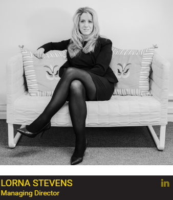 Lorna is the Managing Director of social media