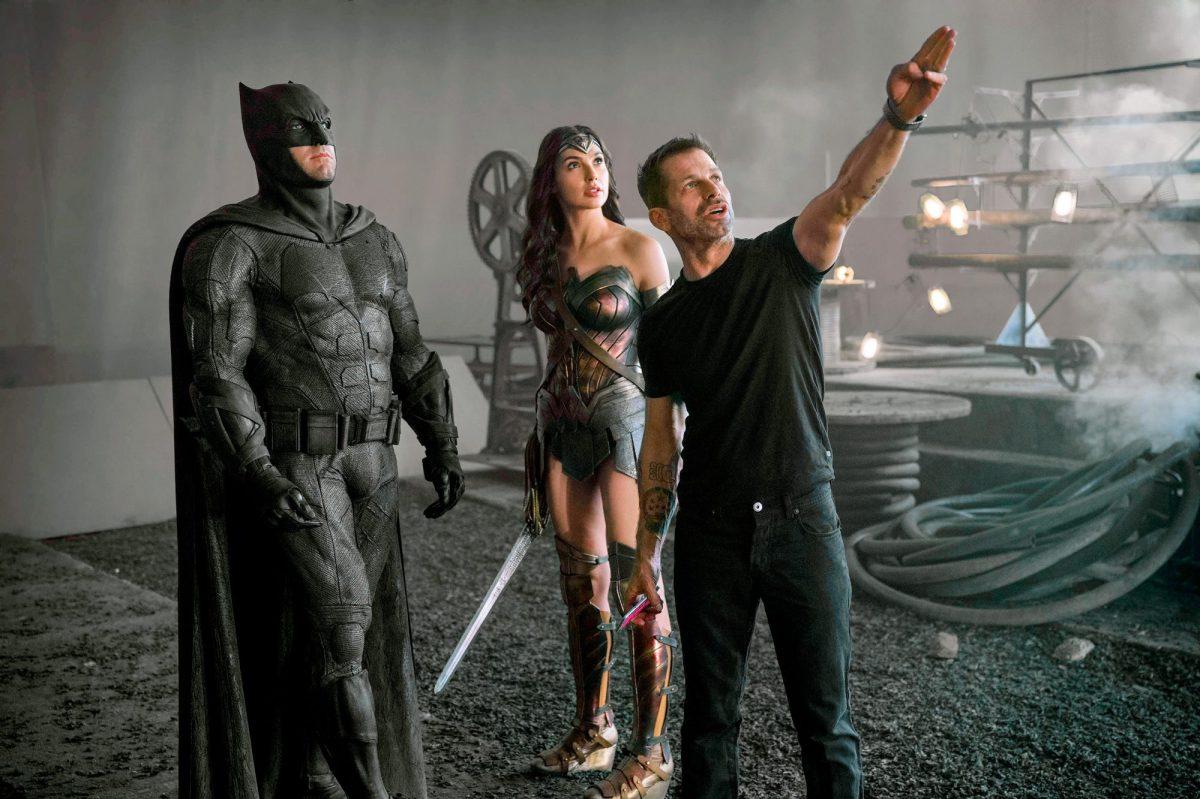 El Snyder's Cut de La Liga de la Justicia podría ser clasificación C -  CoolBites