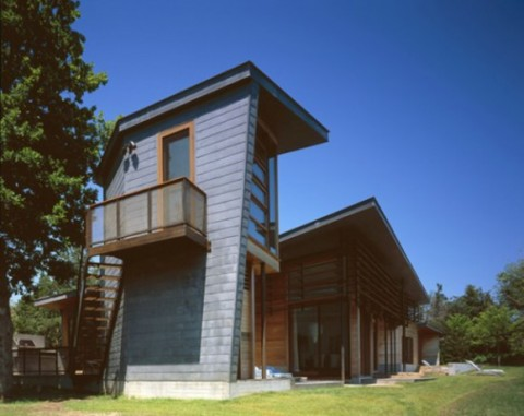 Relaxed Art Studio Designs with Contemporary Exterior2