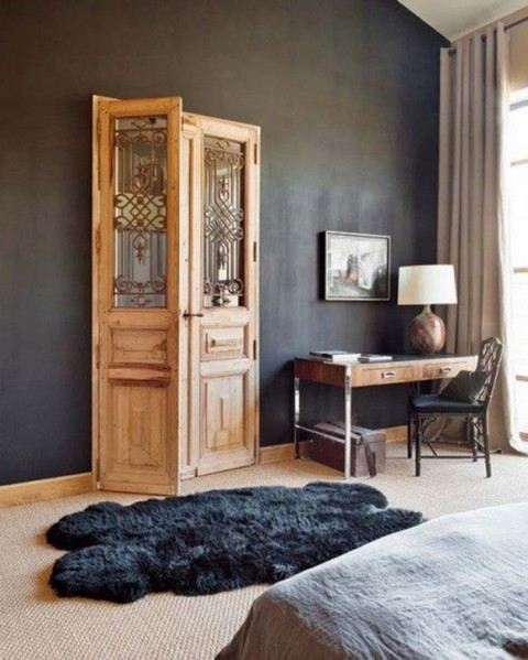 Contemporary Stone House Designs with Vintage Furnishing Constructions4