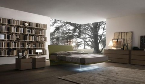 Extraordinary Bedroom Designs with Luxury and Modern Inspirations02