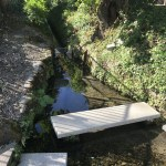 六郷湧水群 御台所清水の湧き水を飲みに大仙へツーリング