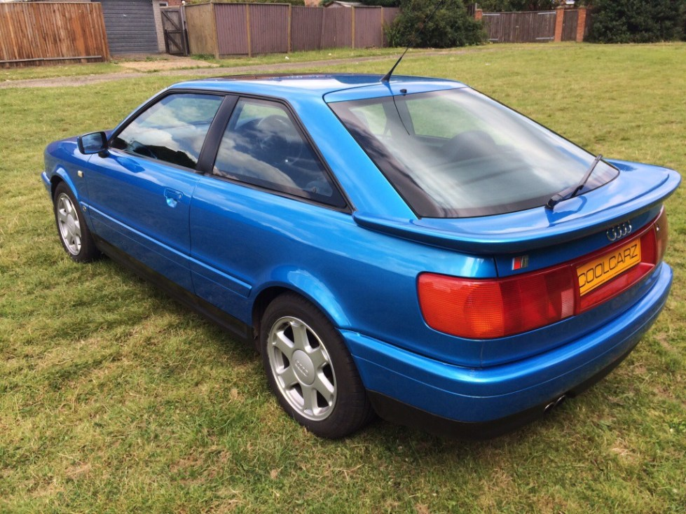 SOLD…1994 (M) Audi S2 Coupe Quattro 20v Turbo, 125k miles ...