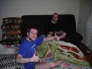 Après la seule grasse mat' de la semaine, Kev et Jimy Wong se réveillent en pleine forme!