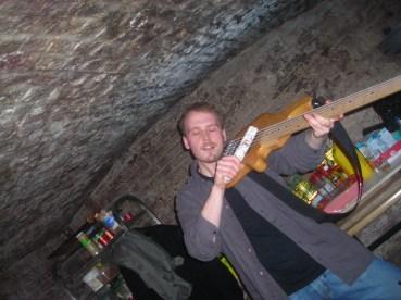 Il virtuoso della mortadella!