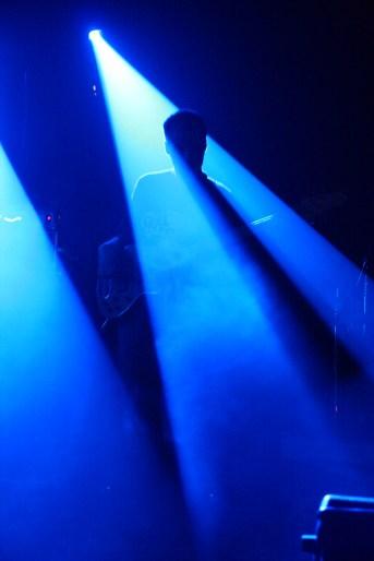 Guiguit' dans le bleu