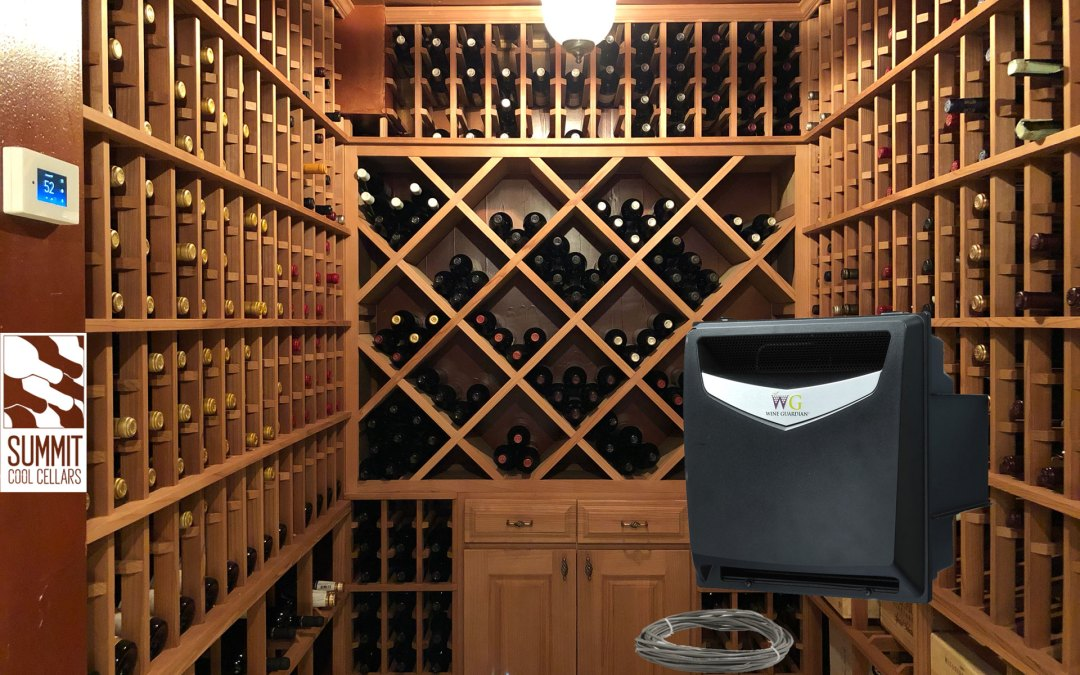 Wine Cellar Humidifiers – It's Not the Heat, It's the Humidity!