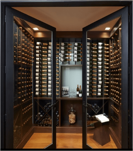 Top 5 Benefits of Having a Wine Cellar