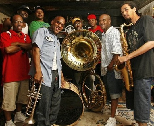 Rebirth Brass Band Carries the Sound of New Orleans to the