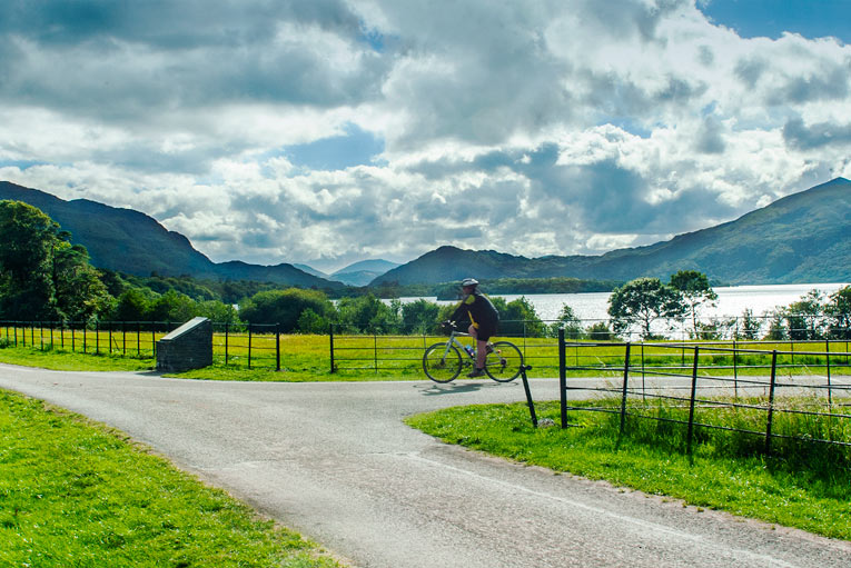 Cycling Muckross