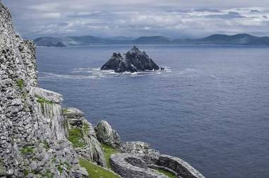 Skellig Michael guests love this