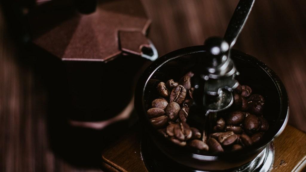 coarse ground coffee stronger