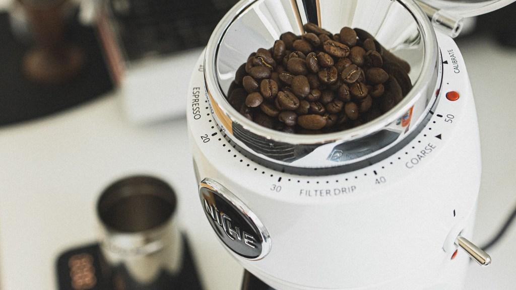 Easy to Clean Coffee Grinder