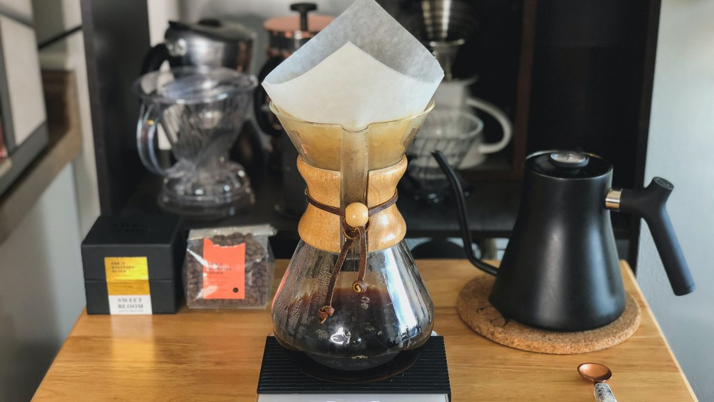 How to Make Pour Over Coffee Without a Cone