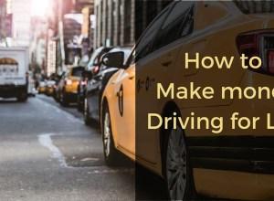 driving for lyft