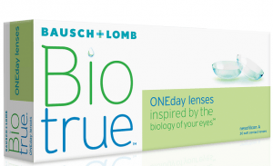 BIOTRUE ONE DAY 300x183 - SofLens Daily Disposable (90 lenses/box)