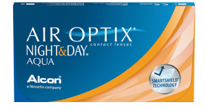 AIR OPTIX NIGHT DAY AQUA - SofLens Multifocal (6 lenses/box)