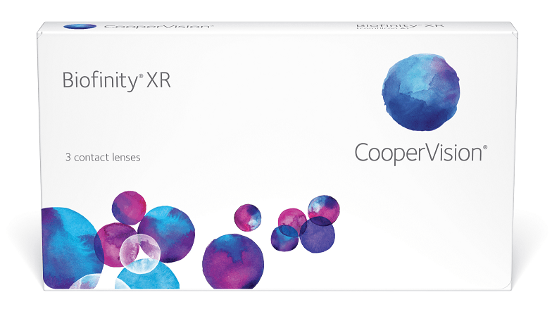 BIOFINITY XR - Biofinity XR