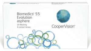 BIOMEDICS 55 EVOLUTION 300x169 - Bausch & Lomb Ultra