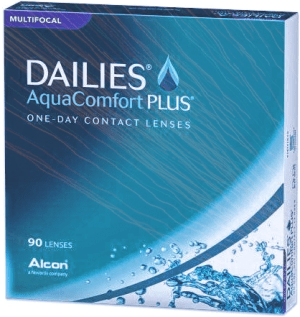 DAILIES AQUA COMFORT PLUS MULTIFOCAL 90 PACK 300x317 - Clariti Multifocal